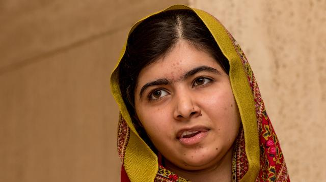Malala Yousafzai Wins A Place At Oxford University