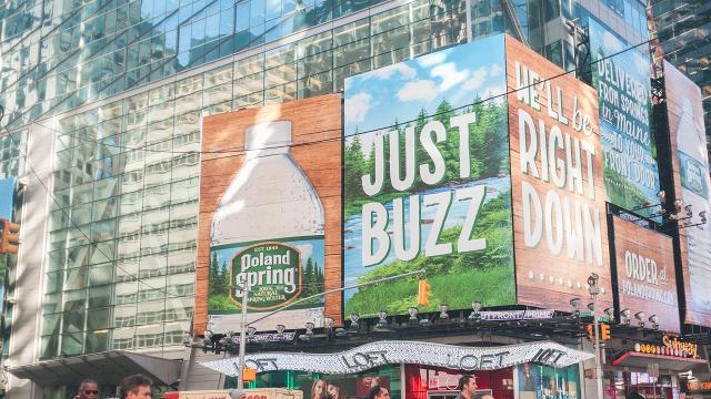 Poland Spring Water in Maine  Lawsuit calls it a  colossal fraud  c39b69dc4