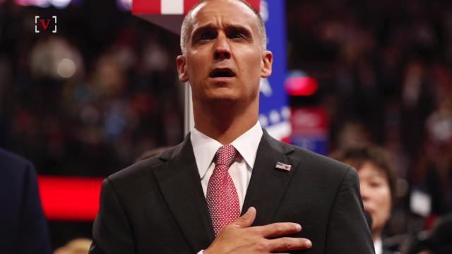 Corey Lewandowski joins pro-Trump super PAC