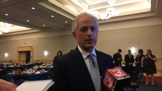 Corker: Trump hasn't shown stability, competence