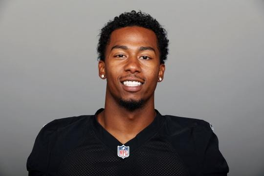 Raiders' Sean Smith arrested for felony assault