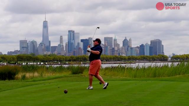Dan Fireman, co-Founder of Liberty National Golf Club,  takes us on an 18 hole tour of the beautiful Jersey City course with million dollar views of NYC.