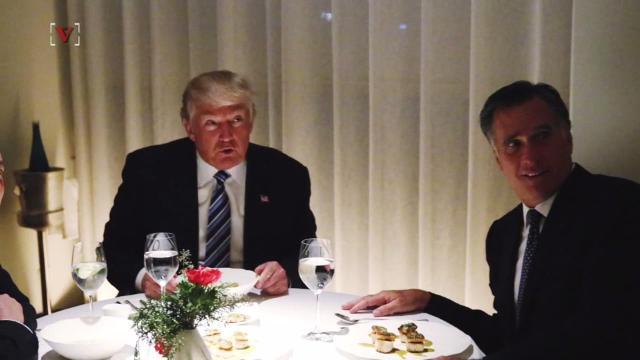 Mitt Romney sends message to Trump on Charlottesville