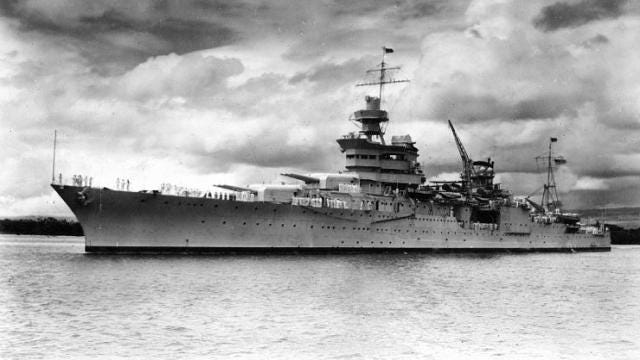 After 72 years, lost WWII ship found
