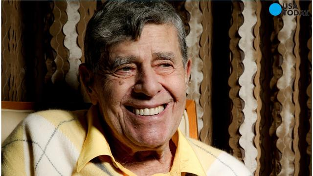 Hollywood legend Jerry Lewis dead at 91