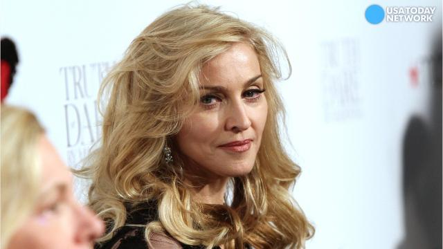Madonna Shares Photo With All 6 Of Her Kids