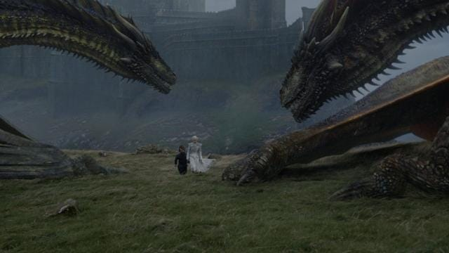 The 3 most shocking moments from 'Game of Thrones' Season 7 Episode 6