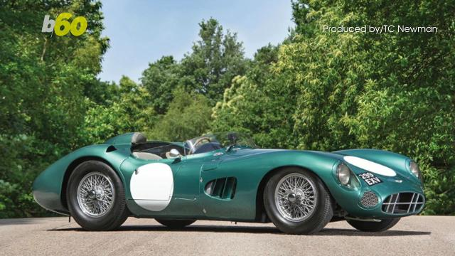 $22.6M: This car is the most expensive British car ever auctioned
