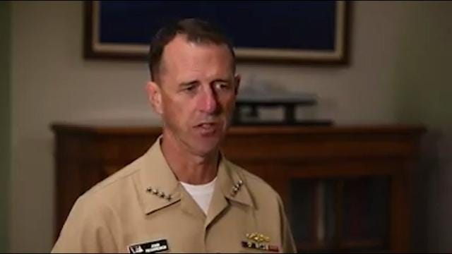 Chief of Naval Ops orders probe into collisions