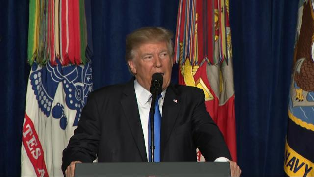 Trump: 'I'm a problem solver' and 'we will win'