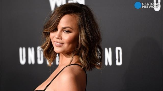 Chrissy Teigen says she has to 'fix' herself