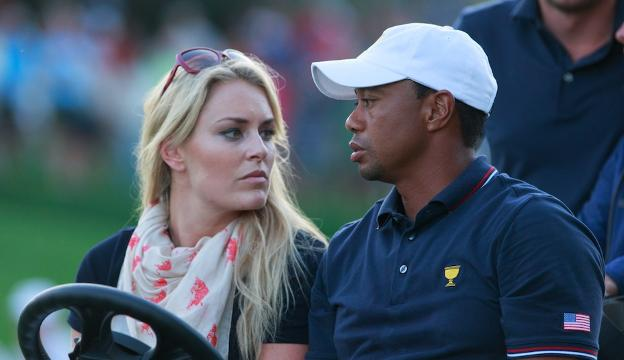 nude photos leaked of tiger woods  lindsey vonn