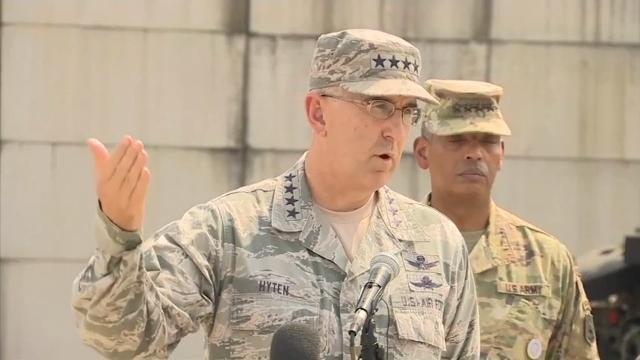 US Commanders: Joint South Korea exercises necessary