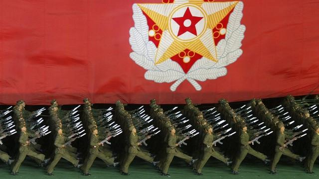 US just sanctioned Russian, Chinese entities for supporting N. Korea