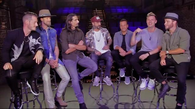 Backstreet Boys consider Florida Georgia Line family