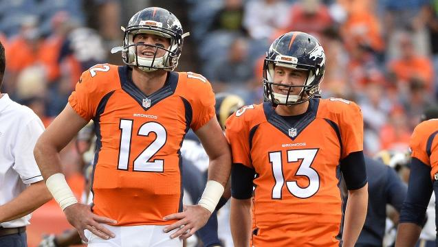 Siemian is the starter, but what does that mean for the Broncos?