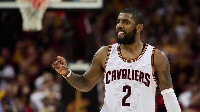 2e242ceaf Cavs trade Kyrie Irving to Celtics for Isaiah Thomas