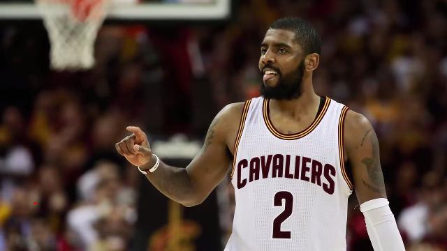 Twitter loses its mind over Kyrie Irving trade