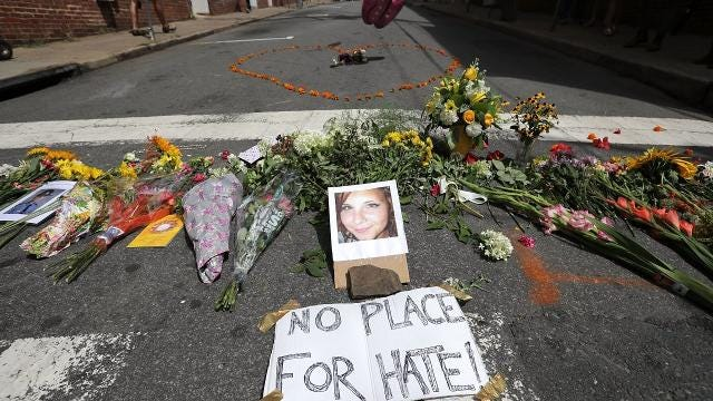 Report finds law enforcement failed at Charlottesville rally