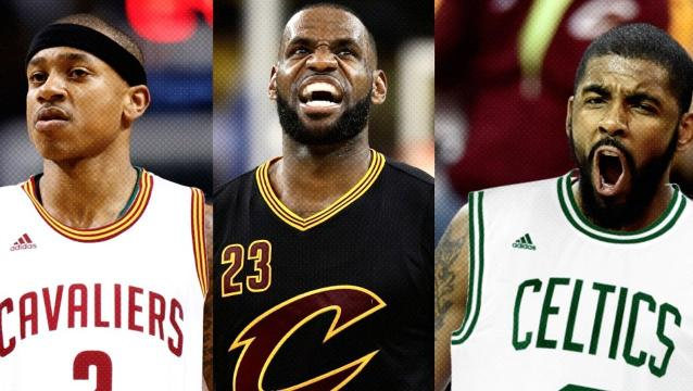 How the Kyrie Irving trade impacts the East (and LeBron)