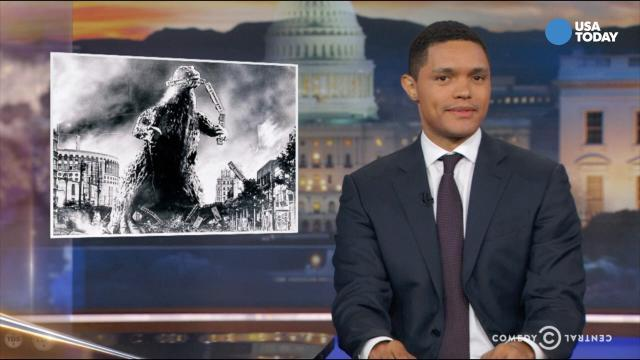 Trevor Noah and Conan O'Brien on Trump's not so new Afghanistan strategy in Best of Late Night
