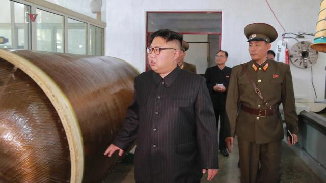 New North Korea photos may show more advanced ballistic missiles