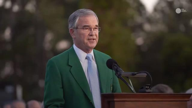 The golf world reacts to the news that Billy Payne has decided to step down as chairman of Augusta National.