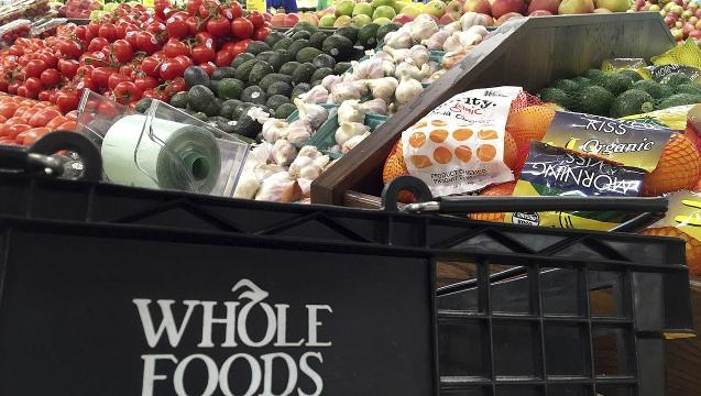 Amazon is cutting prices at Whole Foods