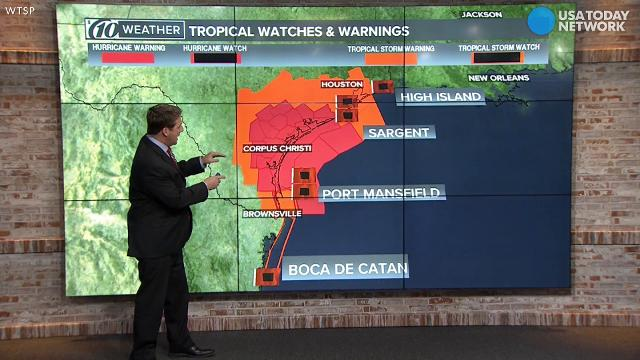 From New Orleans Warnings For Texas >> Hurricane Harvey Could Be A Flooding Disaster For Texas