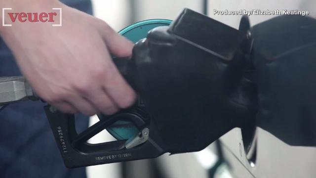 Hurricane Harvey has gas prices on the rise