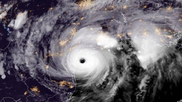 Climate change might make intense hurricanes like Harvey more common