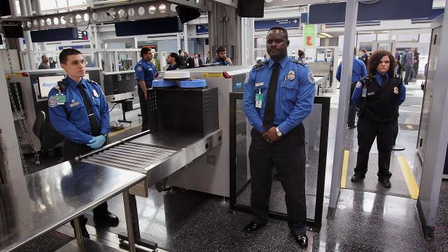 You can now go past security at three US airports without a ticket; here's how it works