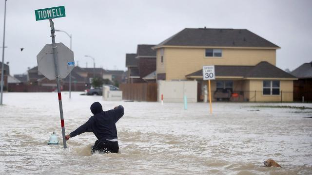 Less than Harvey victims have flood insurance as FEMA braces for