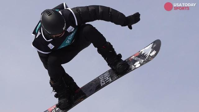 Shaun White has some tricks in his pocket