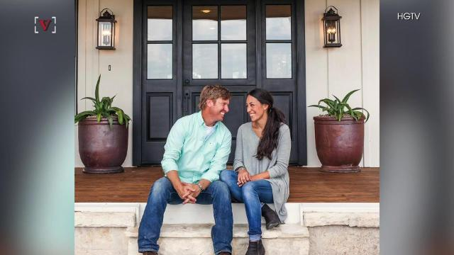 Chip and Joanna Gaines help Harvey victims