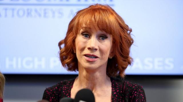 Sorry, not sorry: Kathy Griffin took back her apology for Trump photo