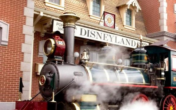 Disneyland's beloved railroad is back with a scenic new route