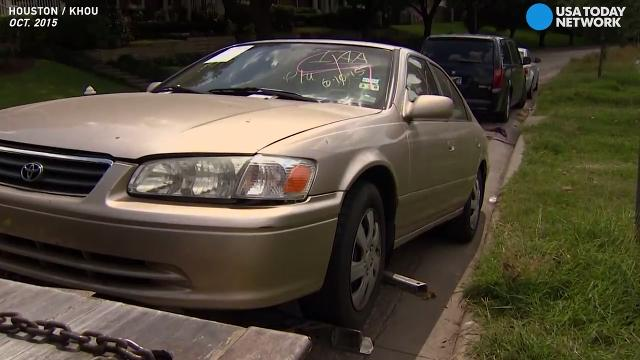 Flood-damaged cars could be sold as new