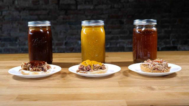 How to make 3 essential BBQ sauces