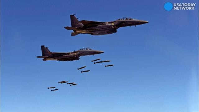 U.S. warplanes simulate strikes against N. Korea's 'core facilities'