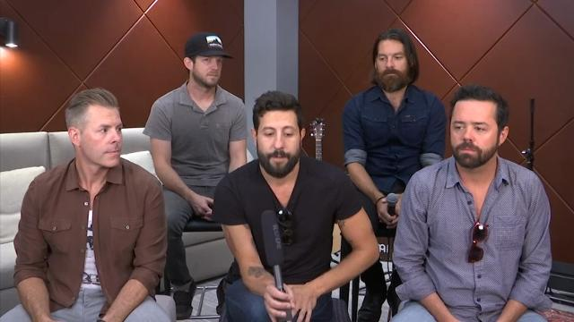 Songwriting is most important to Old Dominion