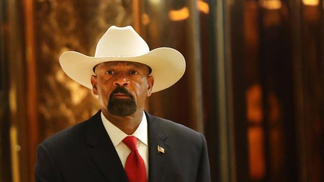 Controversial Milwaukee County Sheriff David Clarke resigns