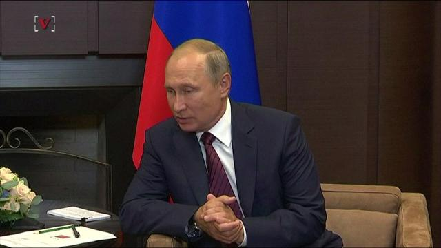 Putin: Trying to stop North Korea nuclear program a 'dead-end road'
