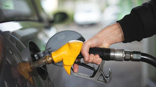 Gas prices surge higher because of Hurricane Harvey