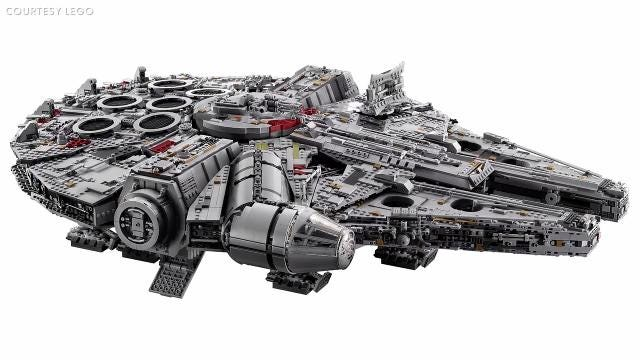 Lego's biggest set ever will be a 'Star Wars' starship (exclusive)