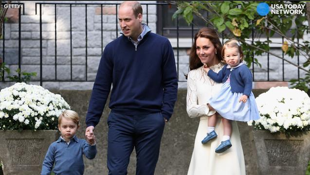 Prince George arrives for first day of big-boy schoolEntertainment