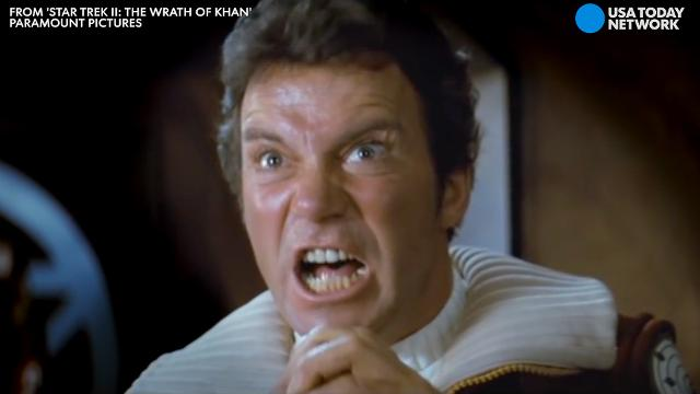 Star Trek How William Shatners Wrath Of Khan Cry Became Legend