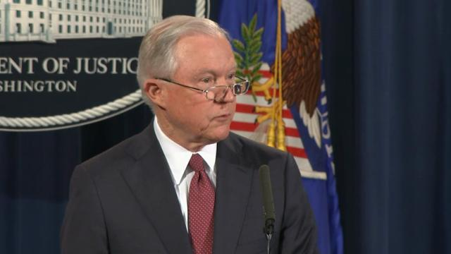 Sessions: DOJ cannot defend DACA 'overreach'