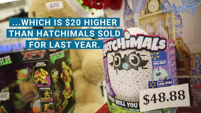 Walmart predicts top holiday toys