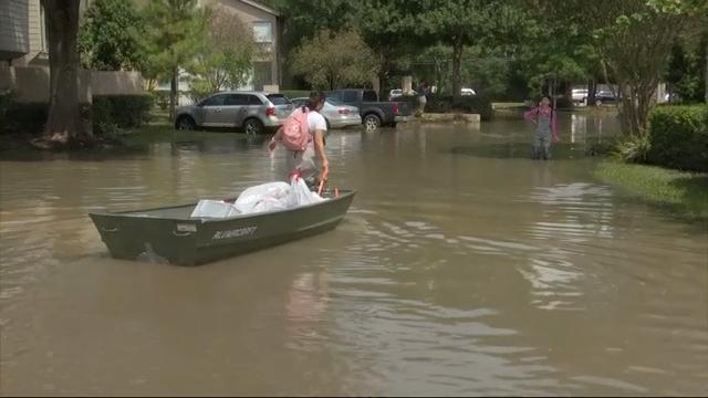 Residents say government flooded Texas homes
